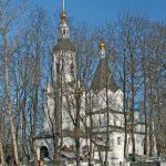 Церковь Успения Божией Матери в Вешняках