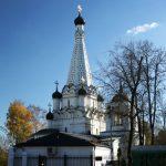 Церковь Покрова Богородицы в Медведкове