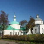 Гагарин — тройка храмов на Гжати
