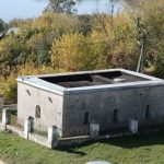 Касимов татарский. Два мавзолея