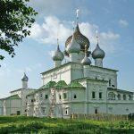 Три Воскресенских монастыря вблизи Московской области