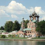 Троицкие храмы Москвы