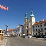 Как мы пересекали границы на пути в Чехию и обратно в августе 2017 года