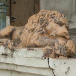 Судиславль, «дом со львами» купца Третьякова