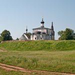 Кидекша - княжеская резиденция