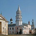 Борисоглебский монастырь в Торжке: часть 2