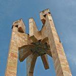 Памятник русско-грузинской дружбе в Георгиевске