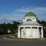Часовня-ротонда в Торжке. Н.А.Львов