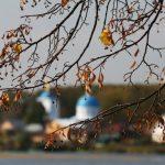 Ворсма. Острово-Езерский монастырь и ножи