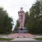 Комсомольская слава - самый высокий монумент Арзамаса