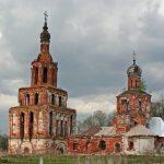 Храмы в Степановском