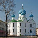 Богоявленский монастырь в Угличе