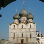 Соборный комплекс Ростова Великого
