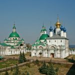 Спасо-Яковлевский Димитриев монастырь в Ростове