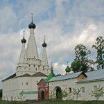 """""""Дивная"""" церковь в Угличе"""