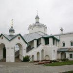 Болдинский монастырь-феникс