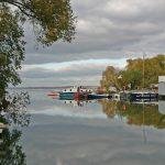 Река Трубеж в Переславле-Залесском