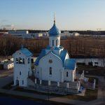 Храм Рождества Пресвятой Богородицы в дер. Говорово
